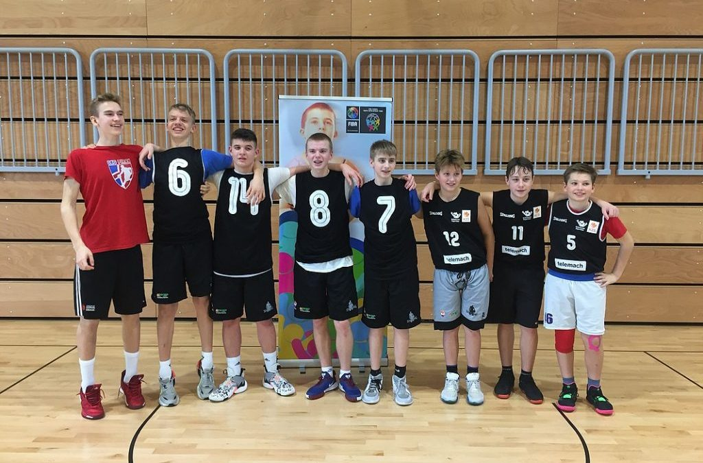 Regijsko prvenstvo šol v košarki 3×3